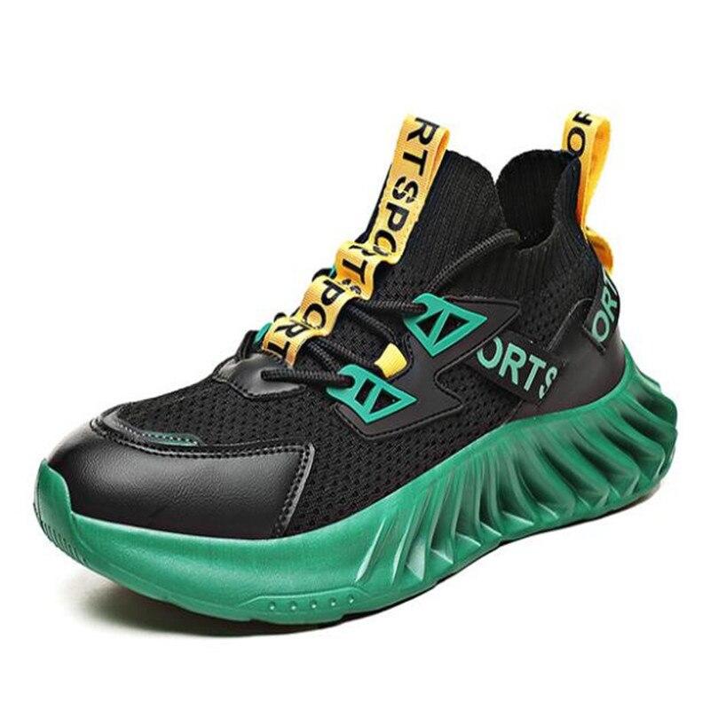2021 спортивная обувь для мужчин дышащая лезвие Спортивная обувь противоскользящие демпфирующие подошвы хорошего качества спортивная обувь...