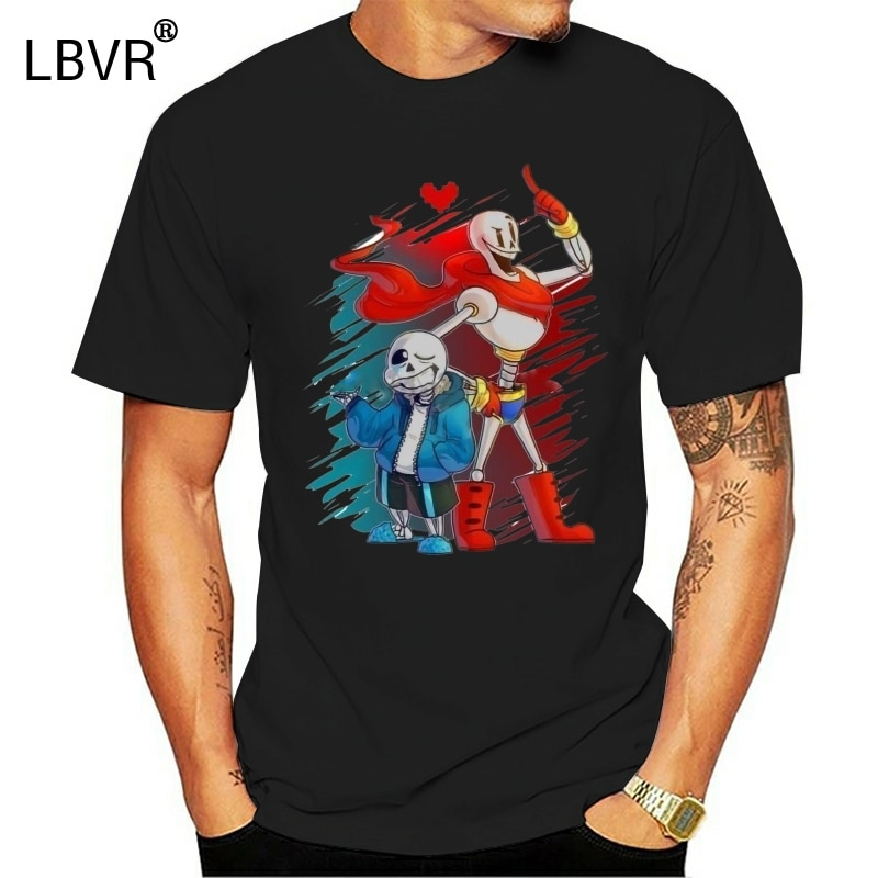 Archie design Women's Fan Art Game Undertale Sans And Skelebros T Shirt women tshirt