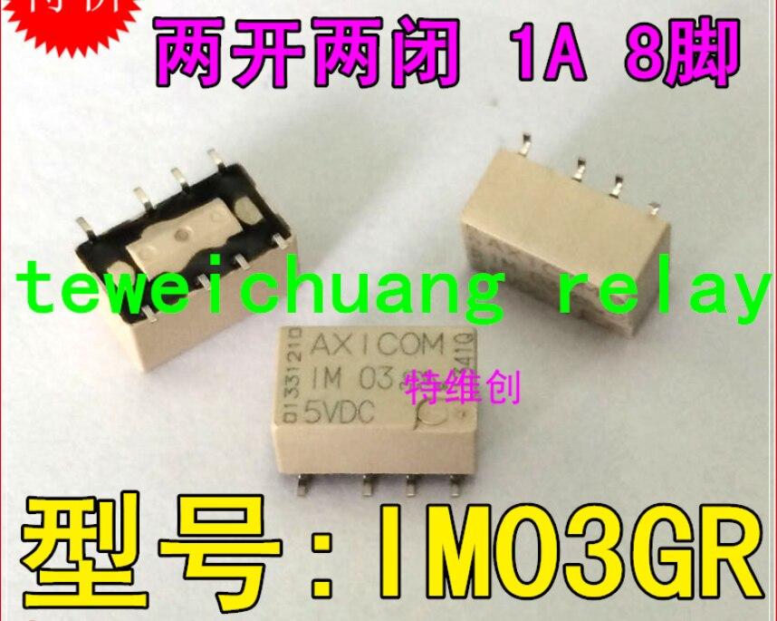 Relé IM03GR pode substituir UD2-5NU patch UC2-5NU 1A