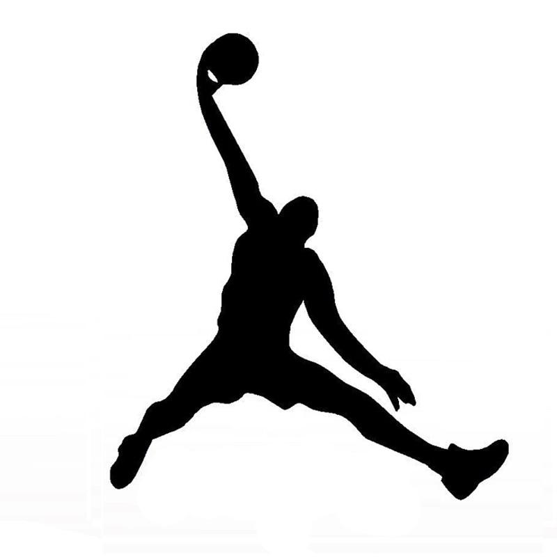 Личность автомобили Стикеры попрыгать в баскетбол модельный автомобильный Стикеры s, пластиковый лист/доска мотоцикл солнцезащитный крем ...