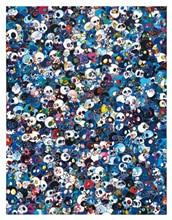 Takashi Murakami Japanese Pop Art Film Print Silk Poster Home Wall Decor 24x36inch