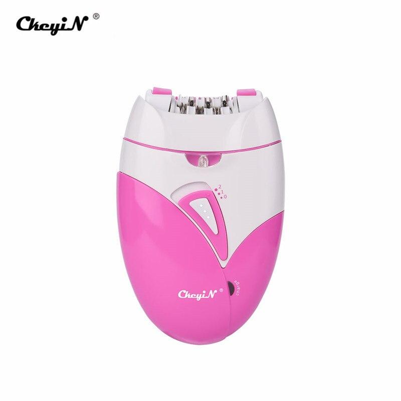Depiladora de mujer recargable USB, removedor de pelo inalámbrico para mujeres, aparatos para afeitado eléctrico, máquina de depilación, afeitadora de cabello para piernas femeninas