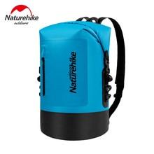 Naturerandonnée sac à dos étanche sac sec sac de natation de plage séparation sèche humide Portable grande capacité sac de dérive de natation