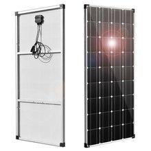 flexible Solar Panel 150w 300w 18V 12V 24V charger Light weight Mono crystalline cells solar battery charger for 12v car boat RV