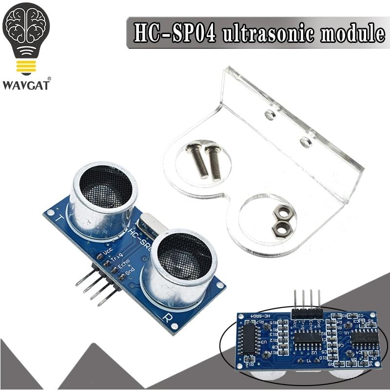 WAVGAT HC-SR04 HCSR04 to world Ultrasonic Wave Detector Ranging Module HC-SR04 HC SR04 HCSR04 Distan