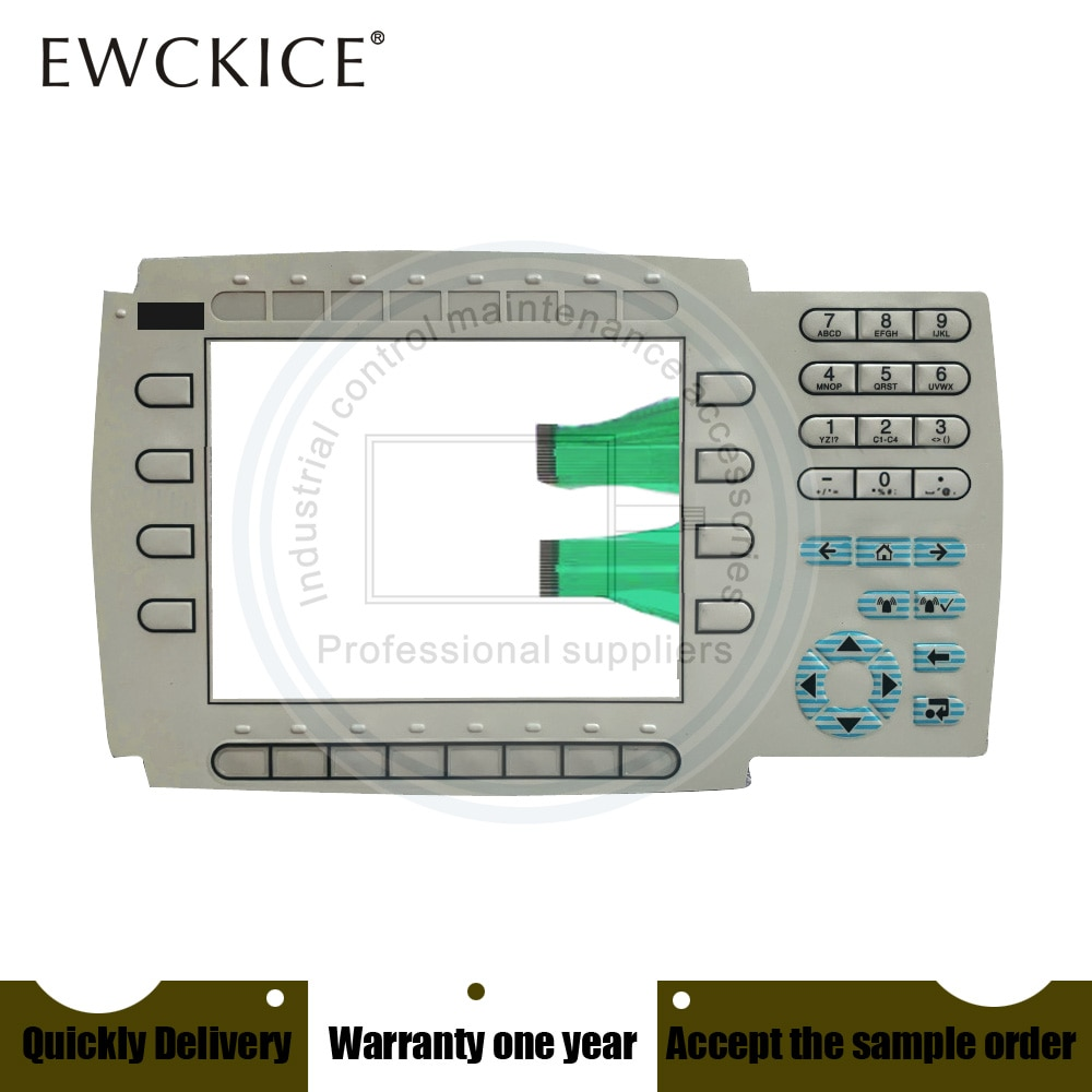 NEW Panel 800 PP836 3BSE042237R1 HMI PLC Membrane Switch keypad keyboard