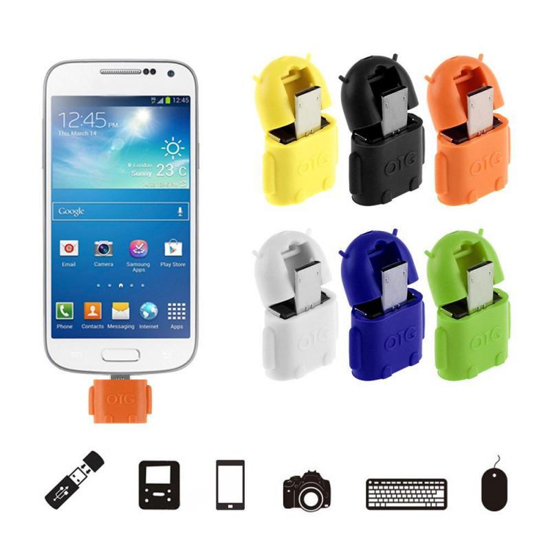 1 шт. адаптер Type C USB на USB2.0 OTG для Samsung S20 S10 S9 Note10 9 LG V30 V20 Xiaomi10 аксессуары зарядки