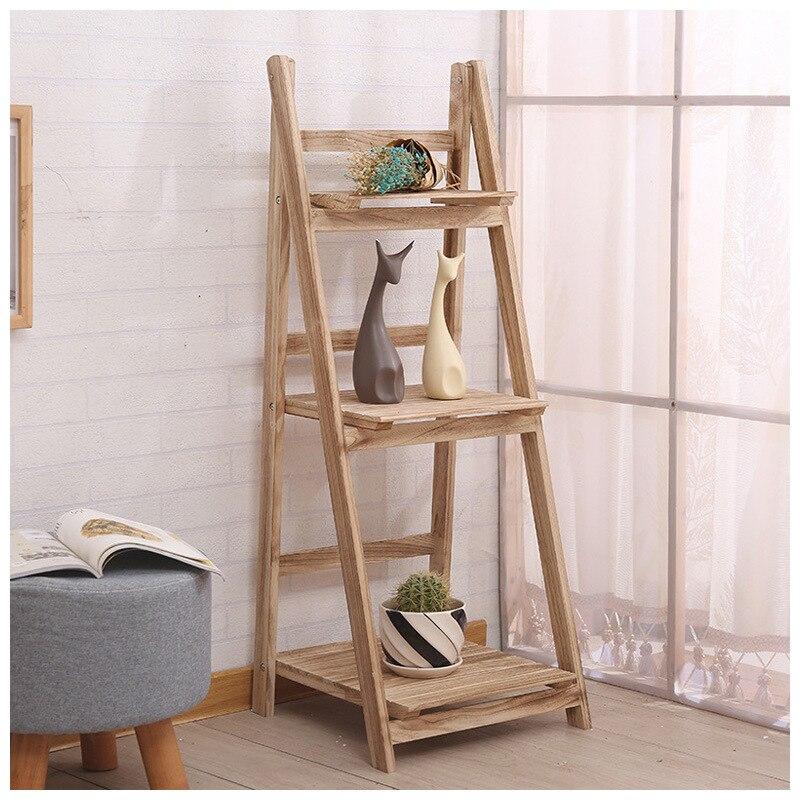 رف خشبي إبداعي مزركش لغرفة المعيشة من ZAKKA ، رف تخزين أرضي أخضر ، رف للحمام فوق المرحاض
