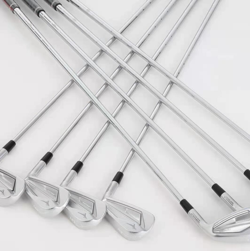 golf clubs irons JPX919 golf clubs 4-9 P G wrought irons setting rods steel rods R or S Flex golf clubs