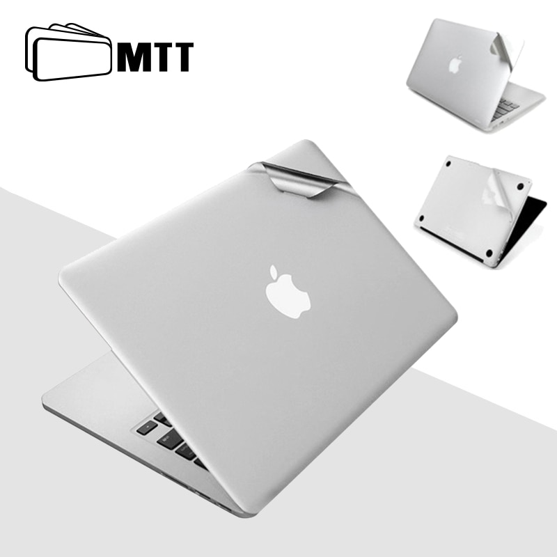 MTT Laptop Aufkleber Für Apple Macbook Air 13 11 Pro 13 15 16 Mit Touch Bar A2141 Volle Körper Laptop haut Vinyl Protector Aufkleber