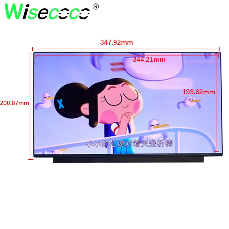 15.6 inch FHD 1920x1080 AMOLED OLED screen display with 60Hz driver board for laptop raspberry pi OLED screen enlarge