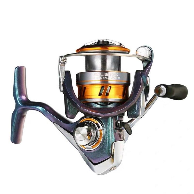 Original Product DAIWA Fishing Reel REGAL LT 1000D 2000D 2500D 2500D-XH 3000 Casting reel Deep Spool Carbon Light Material-LT enlarge