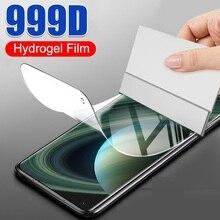 Case For OPPO Reno 4Z 5G cover For OPPO Reno 4Z 5G Hydrogel Film Full Glue HD Screen Protector For O