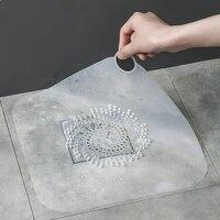 Filtre devier de salle de bains  1 piece  couvercle de sol de salle de bains  cuisine  filtre degout  bain douche  couvercle de sol devier  filtre de vidange  bouchon de cheveux