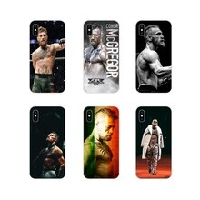 Conor McGregor Accessories Phone Cases Covers For Huawei Honor 4C 5C 6X 7 7A 7C 8 9 10 8C 8S 8X 9X 1
