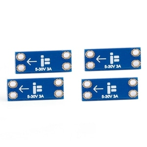 4Pcs LC Filter Module 3A Filter Built-in Reverse Polarity Protection Reduce the Effect of Interference Radiated for FPV