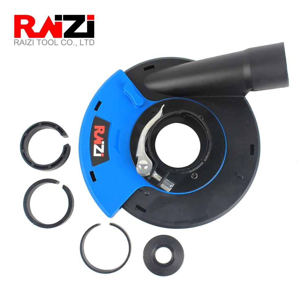 Raizi 3 Pcs Universal Dust Shroud Cover For Grinding Cutting Drilling Angle Grinder Hammer drill Dust Collector Cover Tool enlarge