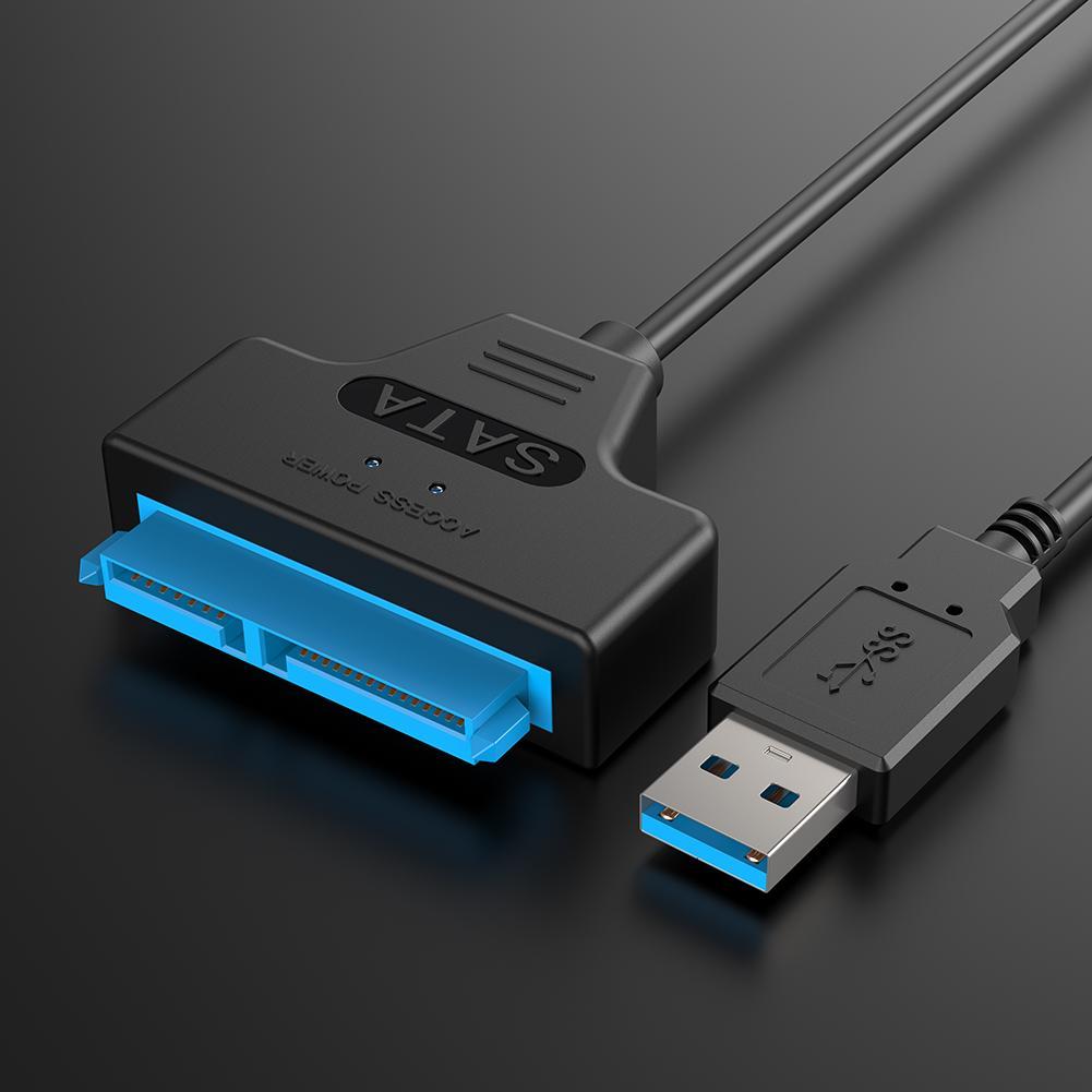 USB 3,0 a SATA III + 22pin Disco Duro convertidor de Cable...