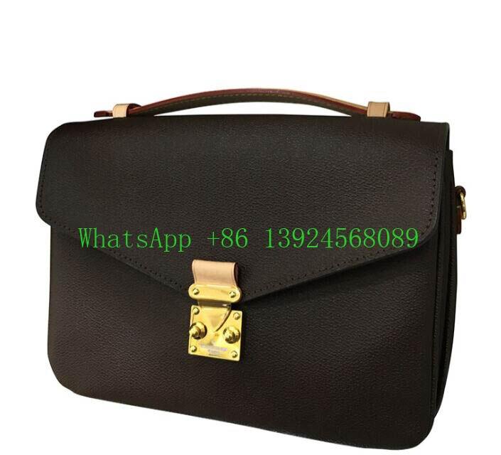 Bolso de marca de lujo para mujer, bolso clásico con monograma, bolsos de mano, bolsos de mano de alta calidad, bolsos de hombro de diseño famoso de moda