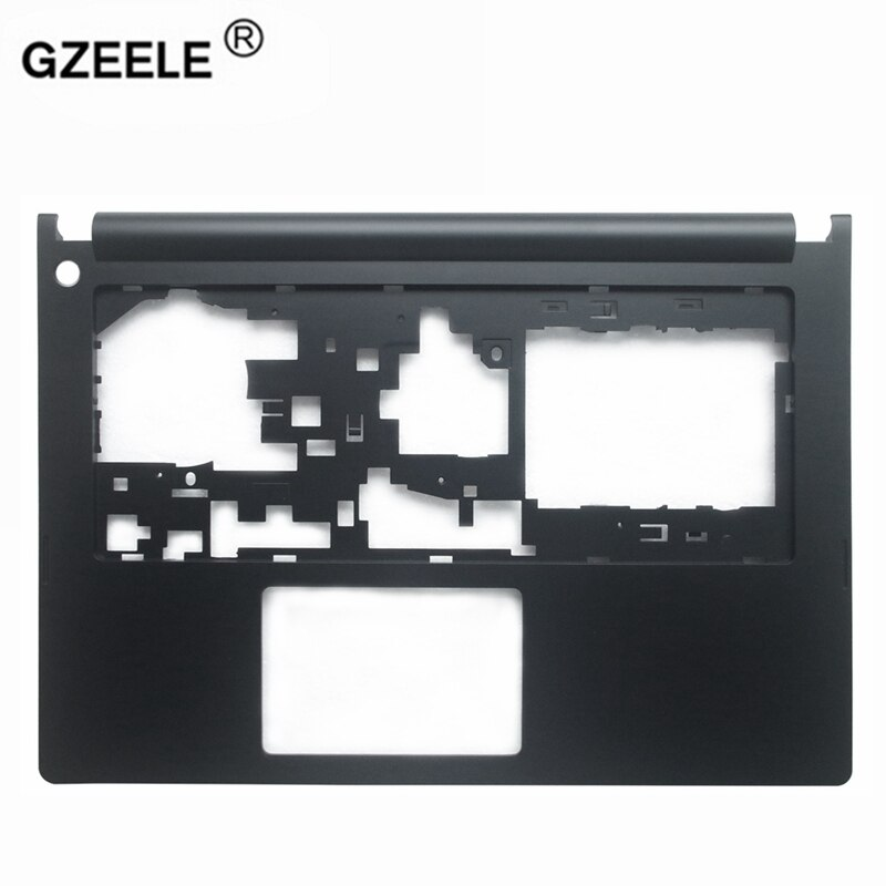 GZEELE, nuevo para Lenovo Ideapad S400 S405 S410 S415, reposamanos superiores, AP0SB000100 carcasa negra, cubierta de casa con bisel para teclado