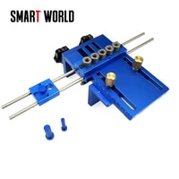 high precision dowelling jig with metric dowel holes woodworking joinery home drilling tools pocket hole jig set