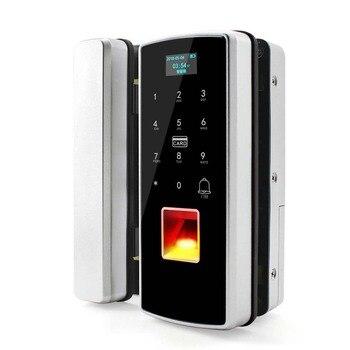 Fingerprint access control integrated machine touch access control ID card access control