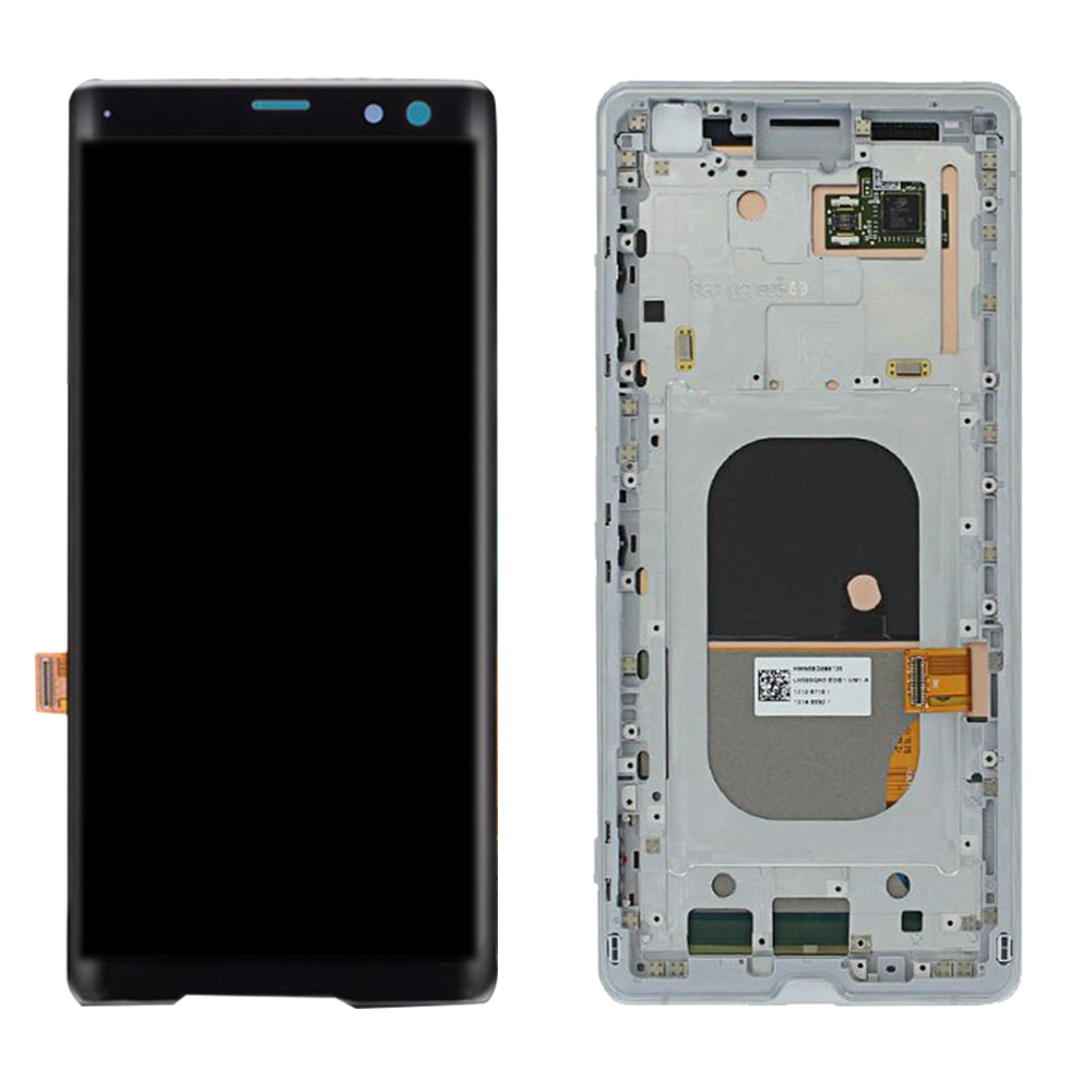 6.0'' LCD Display For Sony Xperia XZ3 LCD Display Digitizer Replacement H9436 H8416 H9493 LCD Replacement enlarge