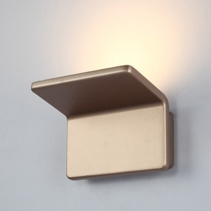 10W 20W LED Indoor Wall Lamp Bedroom Bedside Lamp Aisle Balcony LED Wall Light Modern Living Room Aluminum Wall Sconce Lighting
