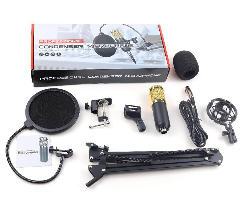 Professional Condenser Microphone OEM For Recording Studio MK015F enlarge