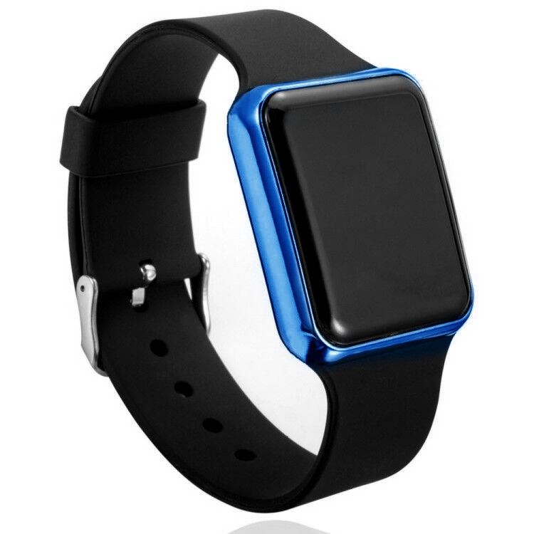 2020 Watch for Kid Digital Sport Watch Silicone Led Boy Men Waterproof Wrist Watch For Children Wome