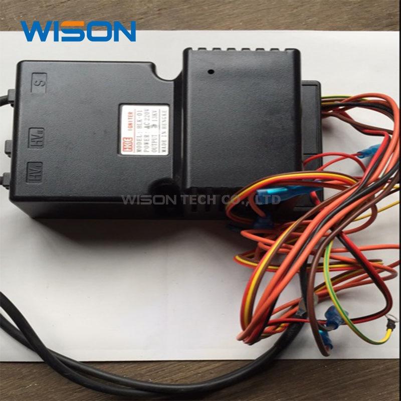 1 قطعة فرن الغاز العالمي ignitor فرن أجزاء ل HLK-01 AC220
