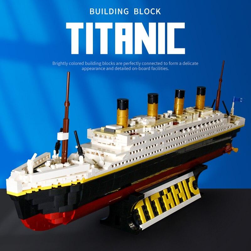 creator-expert-круизного-судна-кубики-moc-Скорость-лодка-модульная-море-идеи-для-путешествий-модель-строительные-блоки-sy0400-Титаник-1333-шт-игрушки