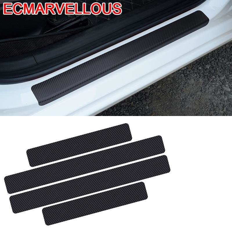 Pegatina Para Autocollant Adesivos Carro for Voiture Accessories Coche Decoration Universal Door Welcome Pedal Car Sticker