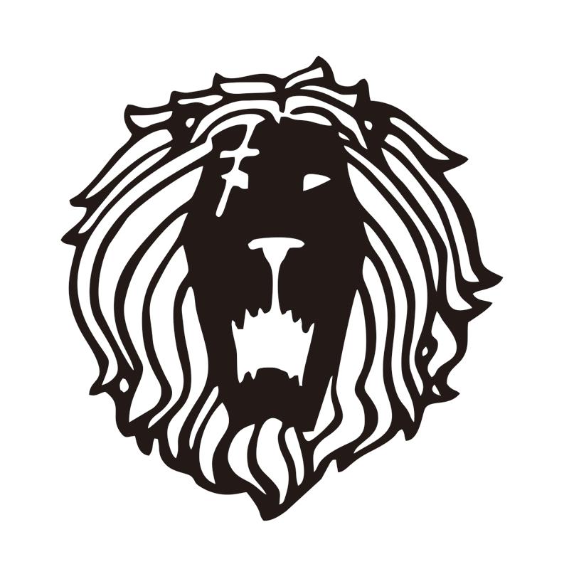 Seven Deadly Sins nanatsu no taizai Escanor Lion's Sin of Pride Косплей Анимация мультфильм логотип тату наклейка