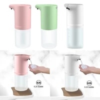 bathroom automatic soap dispenser usb charging infrared induction sensor hand washer kitchen hand sanitizer touchless foam