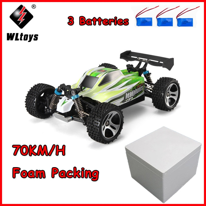 Wltoys A959-B 70km/h controle remoto rc speedcar corrida de carro de alta velocidade fora de estrada venda direta da fábrica melhor preço atualizado carro rc