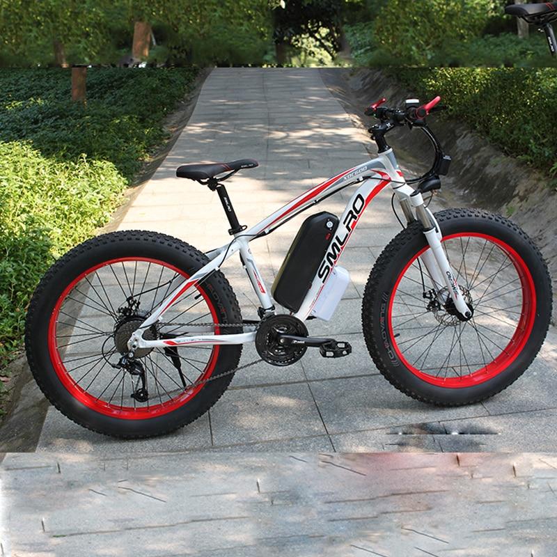 XDC600, proveedor de oro chino, bicicleta eléctrica de montaña de 26 pulgadas + motor EBIKE gordo de 26 pulgadas, aleación de aluminio de 350w