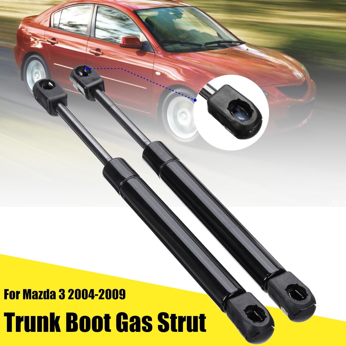 2 шт. Автомобильный багажник багажника загрузки газовая пружина стойки поддержки подъема для Mazda 3 2004-2009 BN8W56930 BN8V56930 BN8W56930A