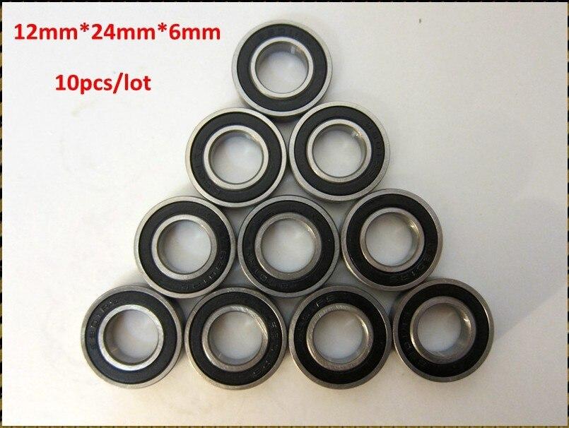 Rodamiento de bolas de 12mm * 24mm * 6mm para 1/5 escala HPI Rovan Baja 5B 5T 5SC