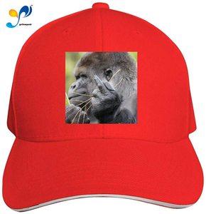Funny Plain Hat Look At My Finger-Fu-Ck Classic Arc Dome Sandwich Baseball-Cap