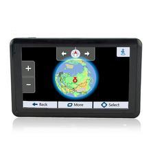Chargeur de voiture à écran tactile   Dvr, Gps, Navigation de voiture, chargeur de voiture, pratique transmetteur FM, navigateur 5.0 pouces