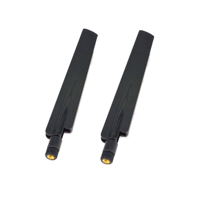 2 шт. LTE 3G 4G беспроводной WIFI роутер антенный усилитель 18dBi с высоким коэффициентом усиления полный диапазон SMA разъем WLAN роутер разъем