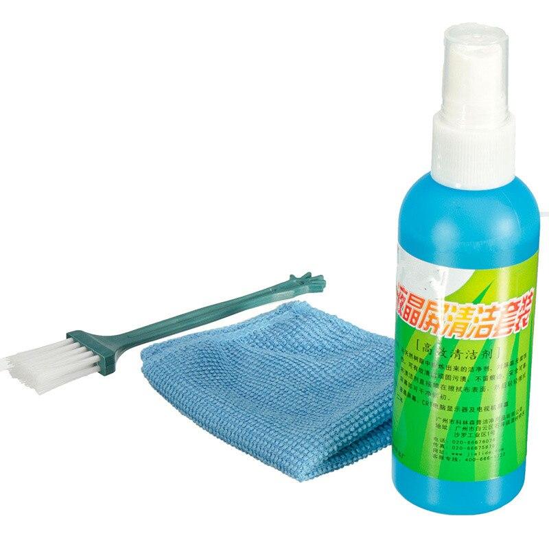 1 комплект чистящих салфеток для очистки экрана компьютера, ручка для чистки объектива, салфетки, набор воздуходувок для Macbook/ЖК-экрана/быто...