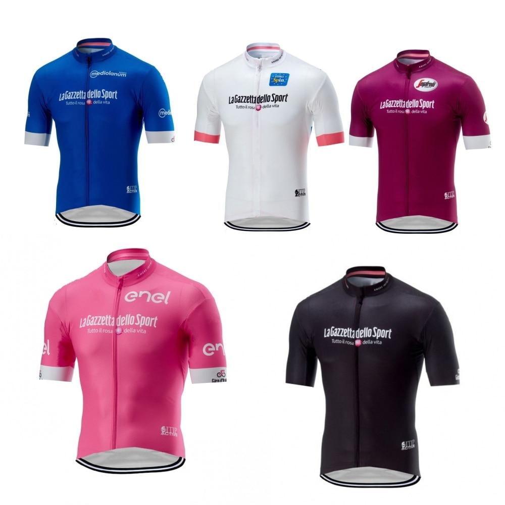 Girode-camisetas del equipo de Ciclismo italia, Ropa de secado rápido para bicicleta...
