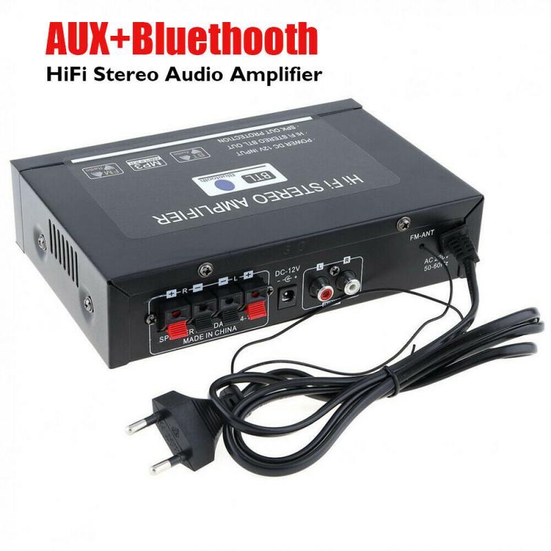 Amplificador de Audio Digital G30 para el hogar, reproductor de música con...