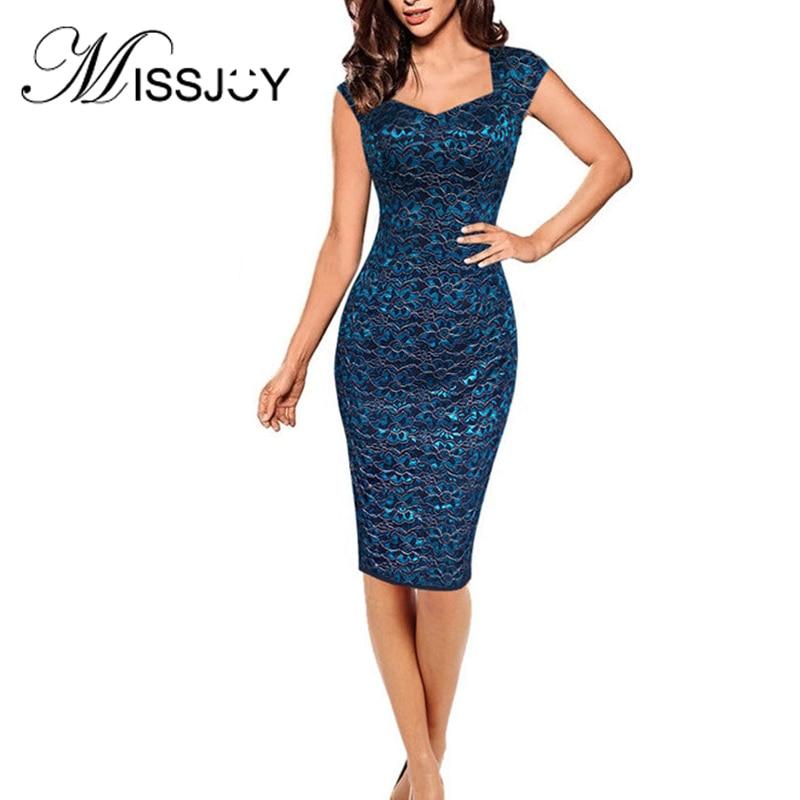 Missjoy formal vestidos femininos plus size gola quadrada retalhos sexy lápis bodycon elegante festa escritório senhoras vestidos femininos