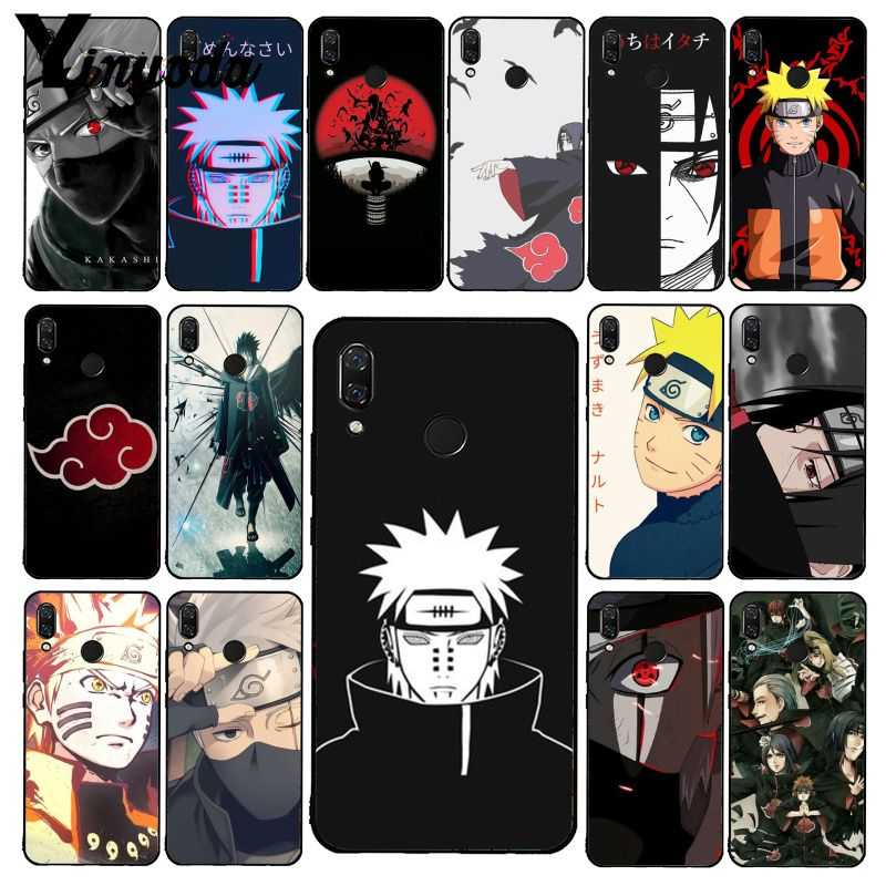 Yinuoda Hokage Naruto Kakashi Animejpg Phone Case for Xiaomi Redmi Note 7 8T Redmi 5plus 6A Note8 4X