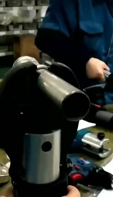 الفرجار الرأسي ، أنبوبة سباكة عدة أدوات الصحافة ، الأنابيب PEX بطارية تعمل بالطاقة الأنابيب العقص أداة