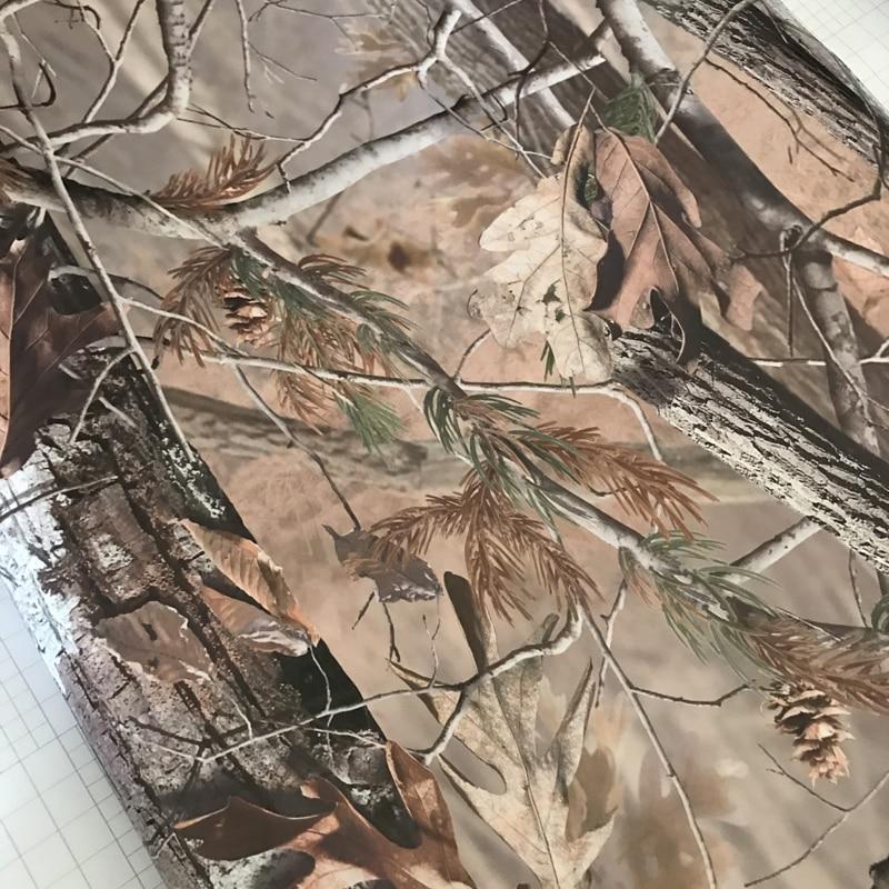 10/20/30/40/50X152CM камуфляжная наклейка Realtree, теневая трава, пленка для автомобиля, мотоцикл, грузовик, камуфляжная наклейка, покрытие