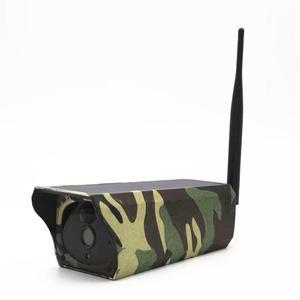 2MP 1080P Waterproof Outdoor WIFI Wireless Solar Power Surveillance Security CCTV Wildlif Trail  Camera Night Vision